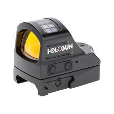 HOLOSUN HS507C Micro Red Dot Reflex Sight Solar Panel