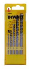 DEWALT Dt6952 Masonry Drill Bit Set - 4-10mm
