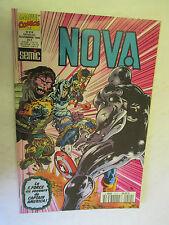 Nova Numéro 214 du 5 Novembre 1995 (Le Surfer d'Argent,Peter Parker)  /SEMIC