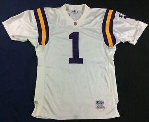 Vintage Minnesota Vikings Football-NFL #1 Starter Jersey Size44