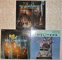 The Limeliters, 3 Vinyl Record Lot, All LP & US 1st Press 1 WL Promo, Folk Roots