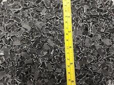 1kg Polypropylene PP Black Plastic Scrap