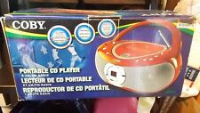 Coby portable cd player cxcd237