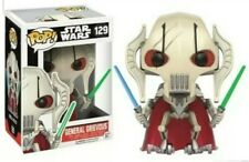 Funko Pop Star Wars General Grievous #129 Vinyl Action Figure Toys Xmas Gifts
