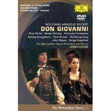 DON GIOVANNI (GA) BRYN TERFEL 2 DVD KLASSIK NEU