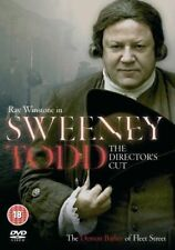 SWEENEY TODD THE DIRECTORS CUT RAY WINSTONE TOM HARDY UNCUT BBC UK DVD NEW