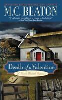 Death of a Valentine (A Hamish Macbeth Mystery) by Beaton, M. C.