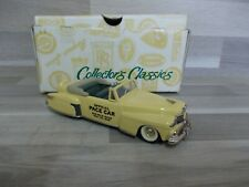 Collector's Classics 1/43 - Lincoln Continental Pace Car 1946-48 Gelb