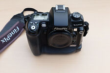 Fujifilm FinePix S Series S3 Pro 12.3MP Digital SLR Camera - Black (Body only)