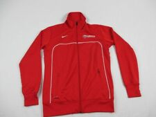 Liberty Flames Nike Jacket Women's Red Dri-Fit New Large