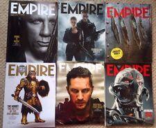 Empire Magazine 307 308 309 310 311 312 Hobbit Bond Jurassic Avengers 2015