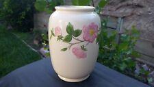 """Franciscan Desert Rose Cookie Jar, """"No Lid"""""""