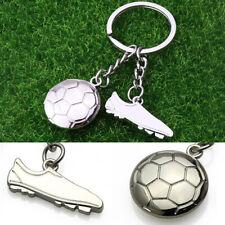 Gift Party Key Ring Jeweln$ Fashion Popular Football Metal Keychain Men's