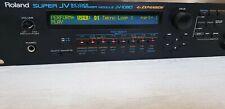 Roland super JV-1080,4 x Expansion,64 voice Synthesizer Modul