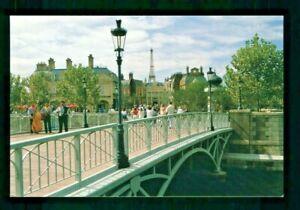 Postcard Disney Epcot France World Showcase Romantic Fun. Soaring Tour. C2