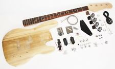 Bausatz für einen Jazz E Bass