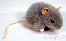 KOSEN Of Germany #5560 NEW Gray House Mouse Plush Toy