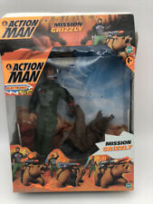 Action Man Mission Grizzly Hasbro 1999