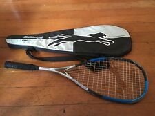 Squash racket Slazenger Pro Titanium 160g With Cover