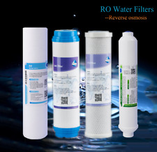 Reverse Osmosis Water Filters | Replace PRO 3-4-5 Stage + RO DI Aquarium Filter