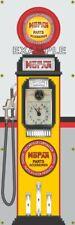 Mopar Parts Accessories Gas Pump 2'X6' Vinyl Banner  Dodge Plymouth Drag  NHRA