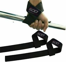 Lifting Straps for Weightlifting Cotton Wrist Straps Lifting Wrist Wraps Deadlif