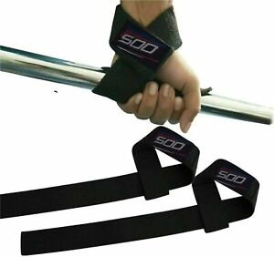 Lifting Wrist Wraps for Deadlifting Powerlifting Strength Training Gym Straps