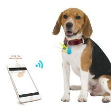 Localizzatore mini GPS tracker cane per collare gatto traker no sim bluetooth
