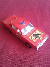 Matchbox 59D Mercury Fire SUPERFAST 1971 1/87