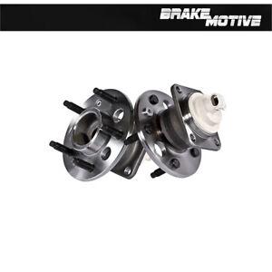2 Rear Wheel Hub Bearing Assembly For Allure Lacrosse Terraza Impala Monte Carlo