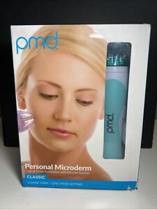 PMD Personal Microderm Classic Anti-Aging Microdermabrasion Skincare Tool - NEW