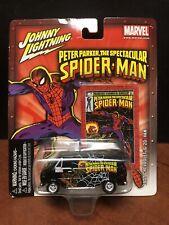 Johnny Lightning Marvel Spiderman 1977 Chevy G-20 Van Dela3314