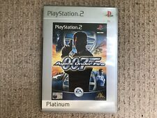 BOX ONLY James Bond Agent Under Fire PlayStation 2 Box Only