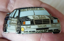BEAU PIN'S VOITURE MERCEDES BENZ AMG COURSE DTM SNOBECK DUNLOP SHELL EGF