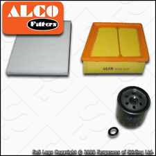 SERVICE KIT FORD FIESTA MK7 1.0 ECOBOOST SPORT OIL AIR CABIN FILTER (2012-2017)