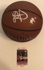 DEANDRE AYTON SIGNED SPALDING NBA BASKETBALL PHOENIX SUNS JSA COA