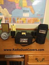 Yaesu MD-200A8X or MD-100 or M-1 or M-100 microphone DUST COVER THE BEST!!!