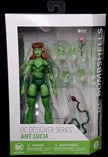 "DC Designer Series Ant Lucia Bombshells POISON IVY New! 6.5""/17cm Figure Batman"