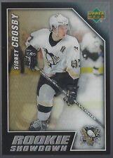 Alexander Ovechkin / Sidney Crosby 2006 UpperDeck Rookie Showdown #RS-SCAO