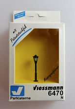 ORIG VIESSMANN N 6470 LEUCHTE PARKLATERNE NEU UND OVP
