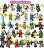 32 Stk Ninjago Mini Figuren Kai Jay Sensei Wu Meister Bausteine Spielzeug