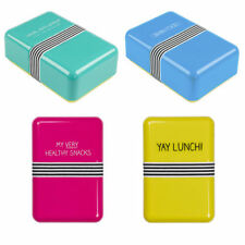 Happy Jackson Plastic Lunchboxes & Bags