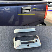 Chrome Rear Tailgate Door Handle Cover For Chevrolet Colorado / GMC Canyon 15-19