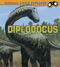 Little Paleontologist Ser.: Diplodocus by Sally Lee (2014, Hardcover)