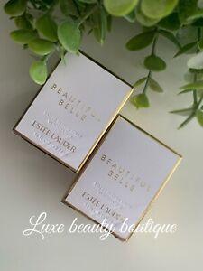 Estée Lauder ✨ Beautiful Belle Eau de Parfum EDP Mini Spray Bottle 2 X 4ml Boxed