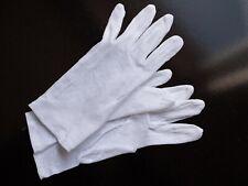 5er Pack Labor Schutzhandschuhe Baumwolle, fein gewirkt, waschbar