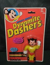 Mighty Mouse Dynamite Dashers Takara toy mint on card mint bubble 1981