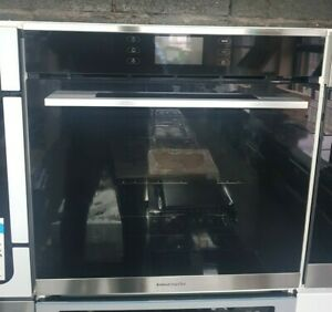 New Unboxed Rangemaster RMB610PBL/SS 60CM BUILT-IN PYROLYTIC SINGLE OVEN