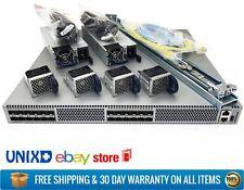 New Arista DCS-7150S-24-R 24-Port 10G SFP+ Layer 3 Switch 4x Fans 2x PSUs +Rails