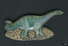 Apatosaurus (Brontosaurus) Dinosaur Lapel Pin